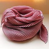 Нежный шелковый платок на шею, фото 2