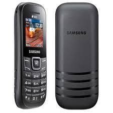 Мобильный телефон Samsung E1202i Duos Black