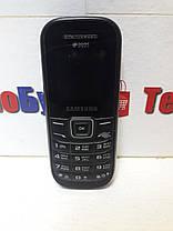 Мобильный телефон Samsung E1202i Duos Black, фото 3