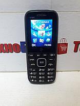 Мобильный телефон Twoe E180 Dual Sim Grey, фото 3