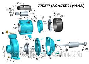 """Насос відцентровий 0.75 кВт Hmax 14м Qmax 500л/хв 2"""" LEO 3.0 (775277), фото 2"""