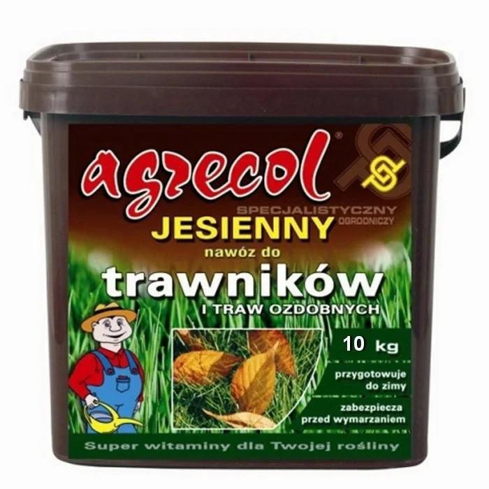 Удобрение для газонов осеннее Agrecol 10 кг