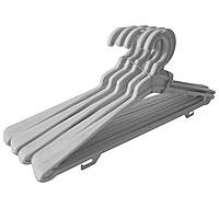 Вешалки плечики для верхней одежды 44,5 см (10 шт), фото 1