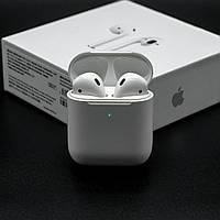 Наушники Apple AirPods 2 в зарядном футляре оригинал Apple AirPods 2 with Wireless Charging Case MRXJ2