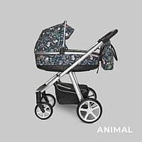 Детская универсальная коляска 2 в 1 Espiro Next 2.1 Special Edition 470 Animal