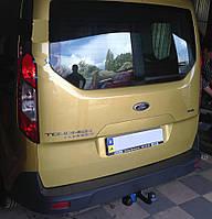 Фаркоп на Ford Tourneo Courier (с 2013--) Форд Торнео Курьер