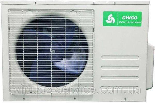 Зовнішній блок мульти-спліт системи Chigo C2OU-14HDR4-A, фото 2