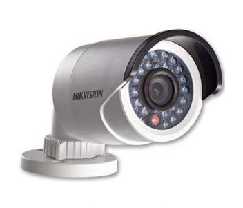 DS-2CD2010F-I (12 мм) 1.3МП IP видеокамера Hikvision с ИК подсветкой