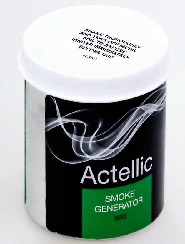 Дымовая шашка-инсектицид Актелик (Actellic)
