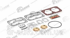 Ремкомплект компрессора Daf, Renault Premium, Magnum ( Vaden ) 1600060101