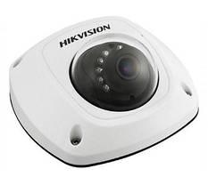 DS-2CS58D7T-IRS 3.6 mm 2 Мп HDTVI камера з ІЧ підсвічуванням