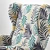 Кожаное кресло STRANDMON разноцветное, фото 4