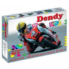 Игровая приставка Dendy Kids +встроенных 300 игр