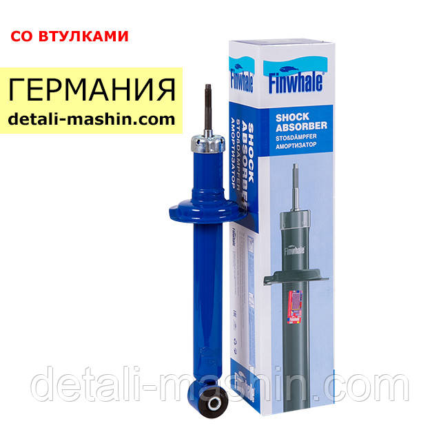 Стойка задняя ВАЗ 2108 2109 21099 2113 2114 2115 масляная (амортизатор задний) Finwhale