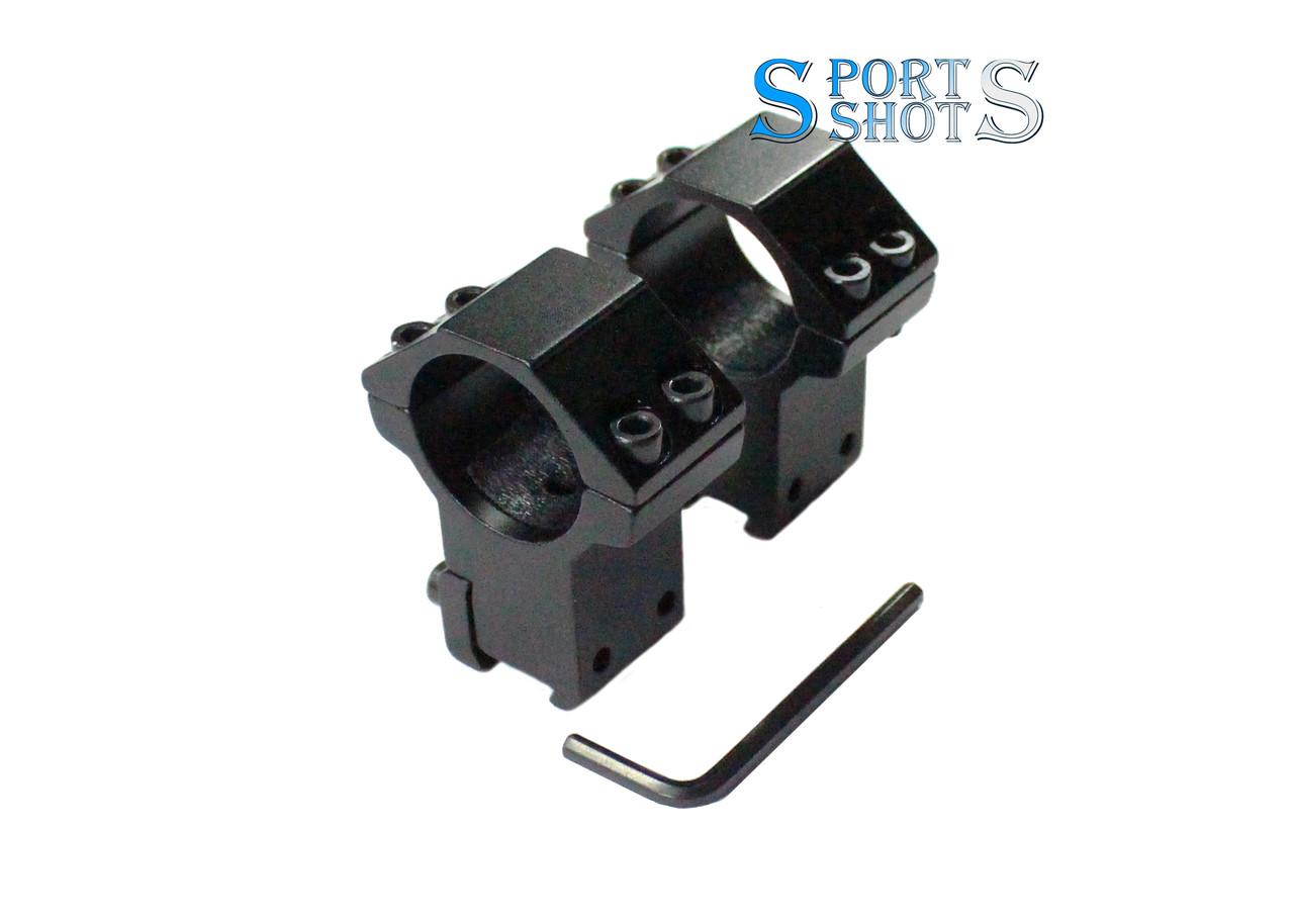 Крепежные кольца Discovery Ø25.4 мм / 11 мм / Н=21 мм (ACC.15.03.002)