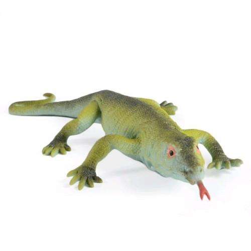 Животные тянучка игрушка Ящерица 17 * 3 5 * 28 см
