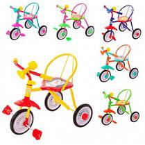 Велосипед 3 колеса TILLY TRIKE T-316 6цв.кор.ш.к.