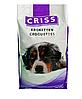 Корм Крисс Criss для собак всех пород вкусные крокеты 20 кг