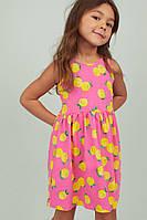 """Платье сарафан H&M """"Лимоны"""" для девочек"""