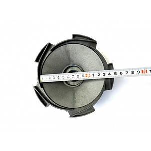 Диффузор для насосной станции JET100 (JET 80) неразборной, черный., фото 2