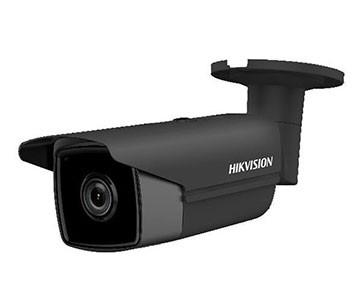 DS-2CD2T83G0-I8 black (4мм) 8 Мп IP видеокамера Hikvision с функциями IVS и детектором лиц