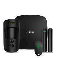 HubKit 2 black EU Комплект беспроводной сигнализации Ajax