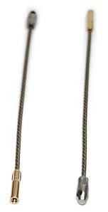 Наконечник Лидер-8 для протяжки кабельной диаметром 3мм