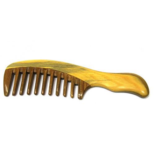 Натуральная расческа из сандалового дерева