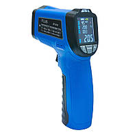 Пірометр - термогігрометр FLUS IR-818 (-50...+ 750) з термопарою і кольоровим дисплеєм, фото 1