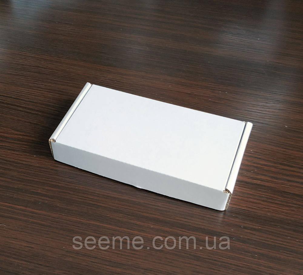 Коробка подарункова з мікрогофрокартону, 195х105х30 мм.