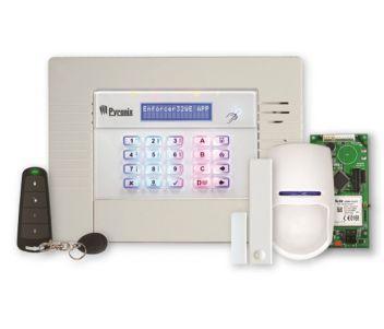 KIT-ENF32WE-APP/GPRS Стартовый комплект беспроводной охранной системы