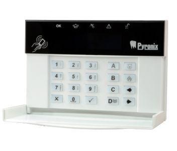 PCX-LCDP Дротова клавіатура