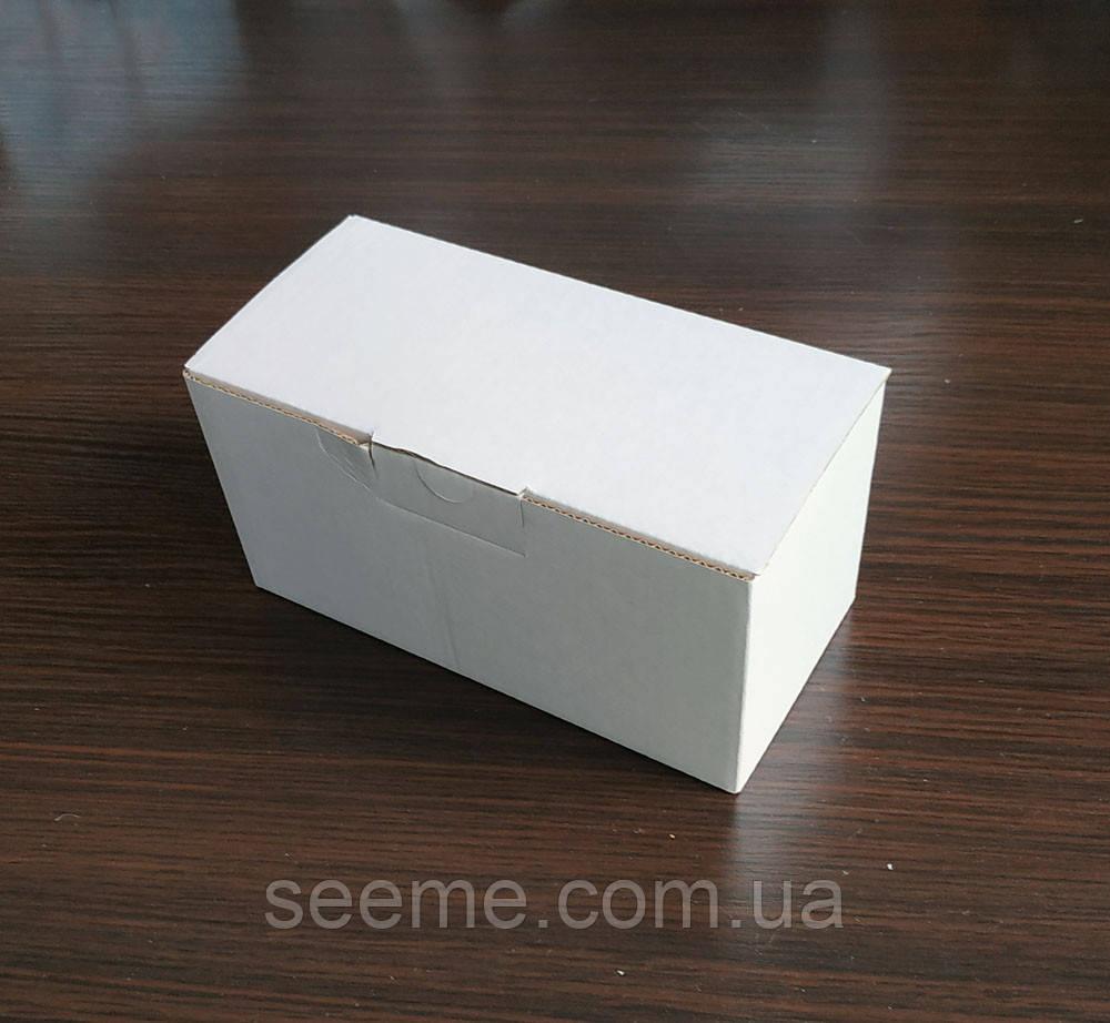 Коробка подарочная из микрогофрокартона, 190х90х95 мм.