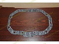 Прокладка поддона КПП новый образец 11 отверстий Lanos Ланос,Авео Aveo , Lacetti 96829393