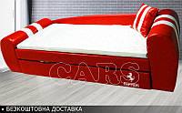 Диван кровать машина Феррари 2550*840*700