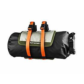 Сумка Birzman Packman Travel Handlebar Pack (with waterproof carrier), 9.5л