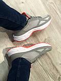 Стильні кросівки Asics Tartherzeal Light Gray, фото 5