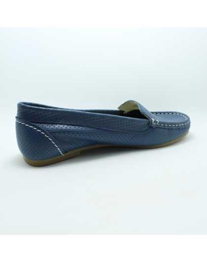 Женские мокасины Goergo 6926-7436 Jeans