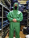 Комбинезон защитный многоразовый  тк Сису мед. палатка или оксфорд, фото 2