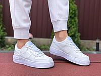 Кроссовки женские Nike Air Force 1 в стиле Найк Аир Форс 1 белые