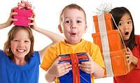 Товары и подарки для детей