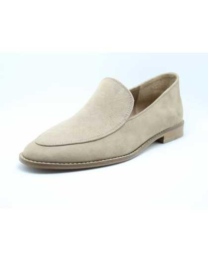 Женские туфли лоферы 7MIL 1074206O-N513 (Польша)