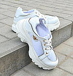 НОВИНКА !!! Кроссовки женские белые летние