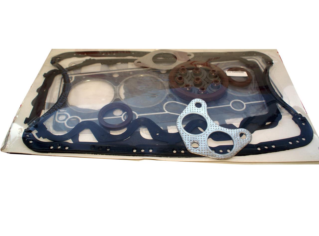 Комплект прокладок двигуна Амулет Chery, 480EF-0101111
