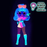 Кукла оригинал Лол LOL L.O.L. Surprise OMG светится Леди Гонщик Speedster 565161