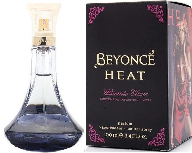 Женская парфюмированная вода Beyonce Heat Ultimate Elixir (Бейонсе Хет Ультимейт Эликсир) 100 мл