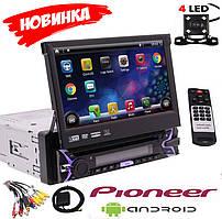 Автомагнітола 1Din Pioneer 9505 Android 7.1 WI-FI GPS Висувний екран (моторизований) Гарантія 12 міс.