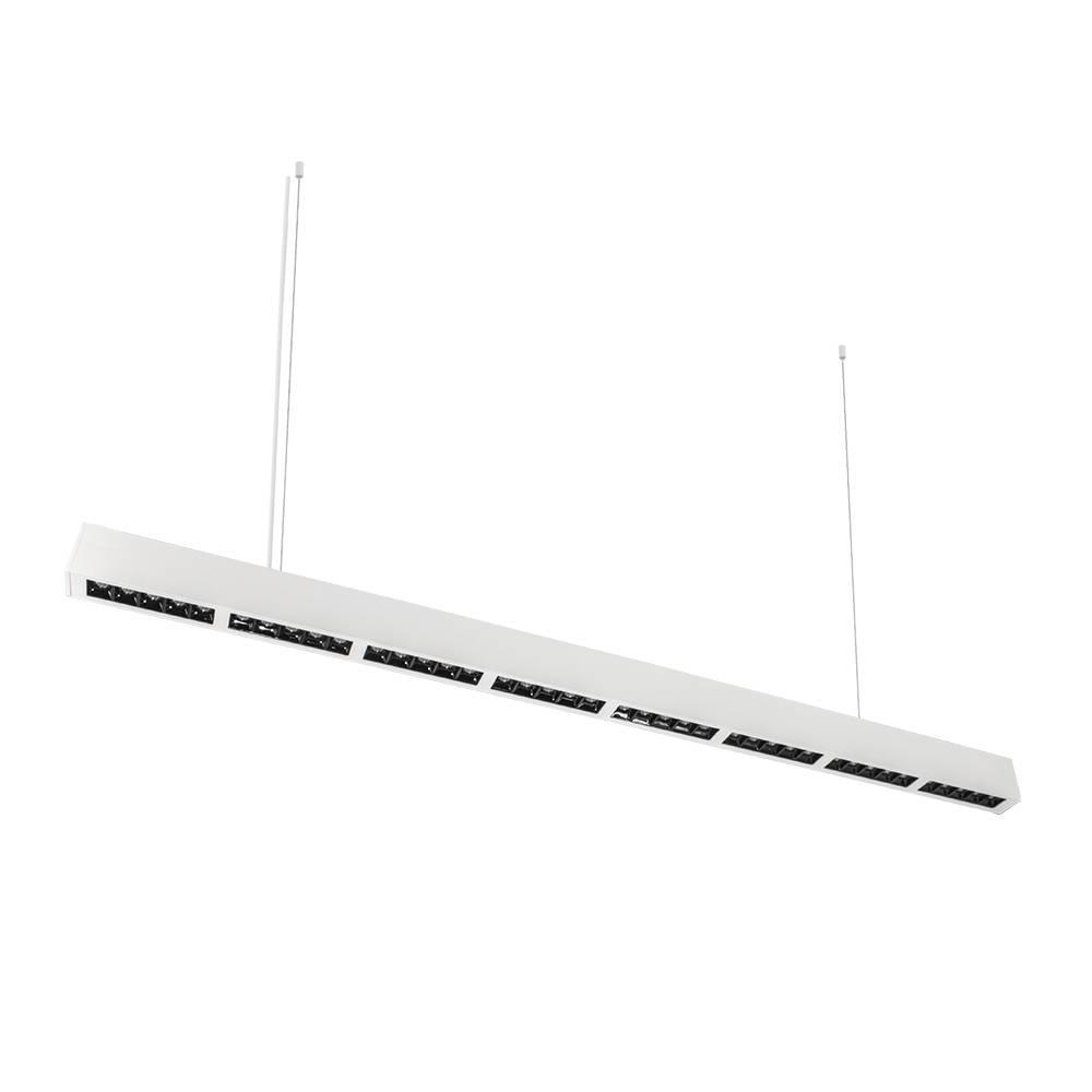 Подвесной светильник Skarlat XT4312C-LED 40W WH 3000K