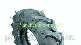 Гума для мотоблока 6.00-12 8PR з насічками посилений корт Польща, фото 2
