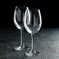 Набор бокалов для вина 445 мл  Pasabache 2 шт., фото 1